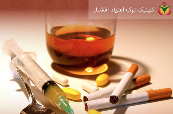 مصرف گاه به گاه مواد مخدر